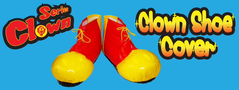 Clown Shoe Covers
